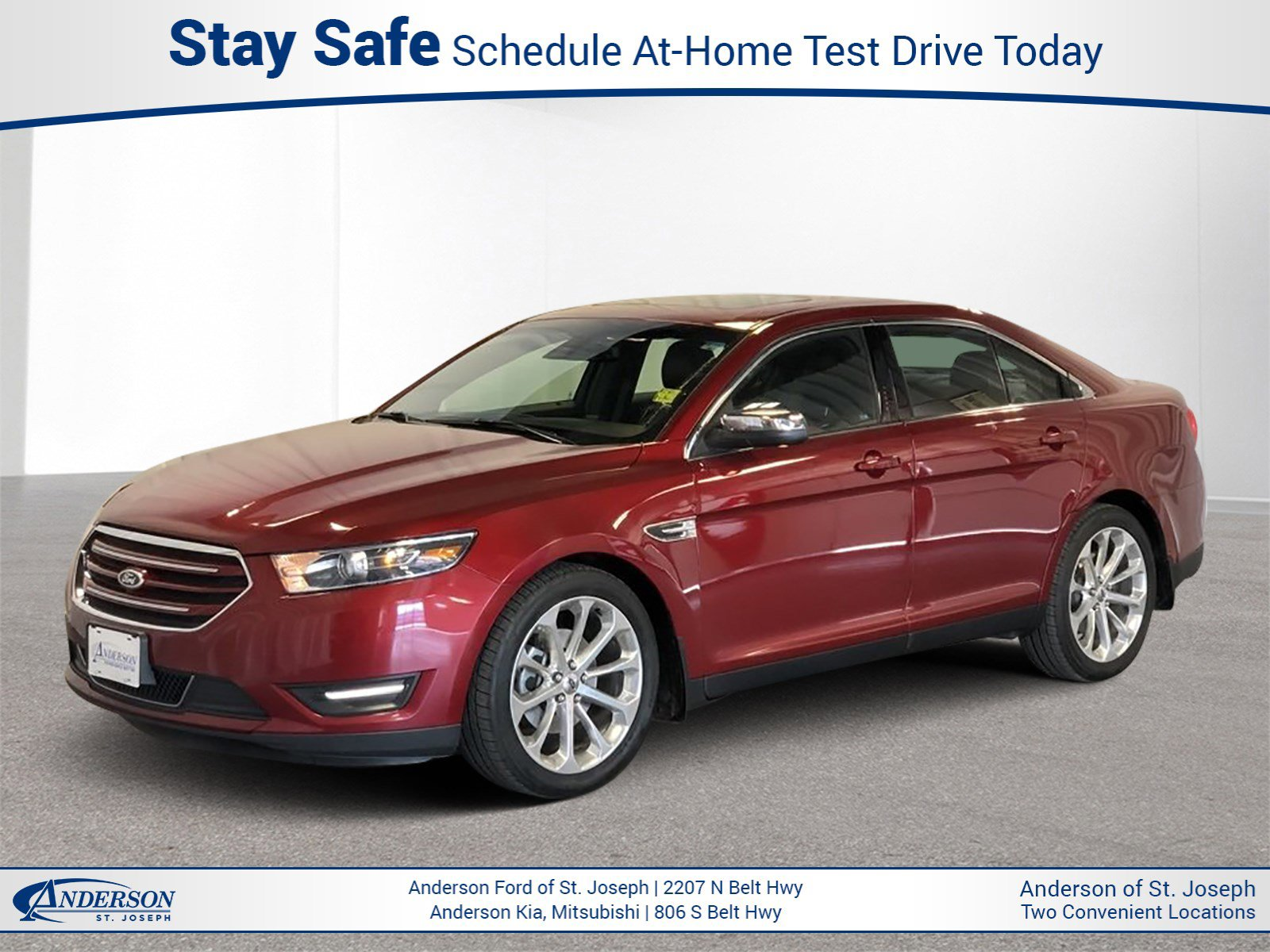 Used 2014 Ford Taurus Limited 4dr Car for sale in St Joseph MO