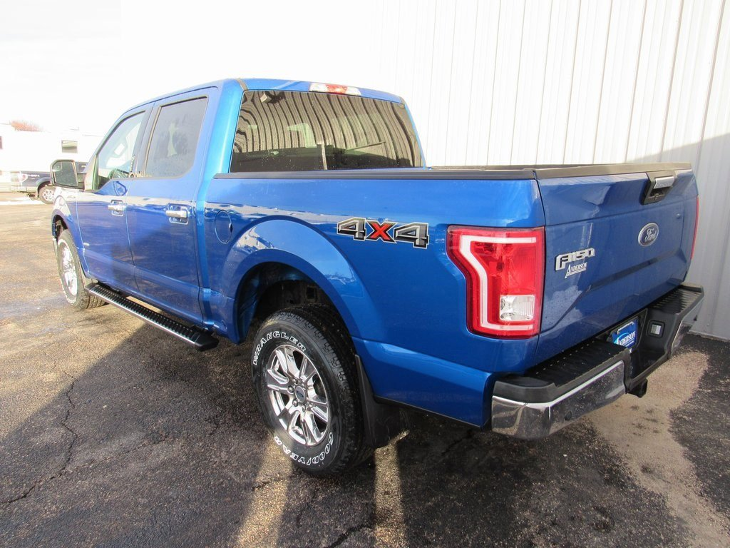 Used 2017 Ford F-150 XLT 4D SuperCrew for sale in Grand Island NE