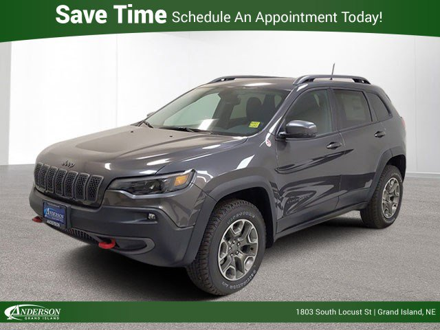 New 2020 Jeep Cherokee Trailhawk Sport Utility for sale in Grand Island NE