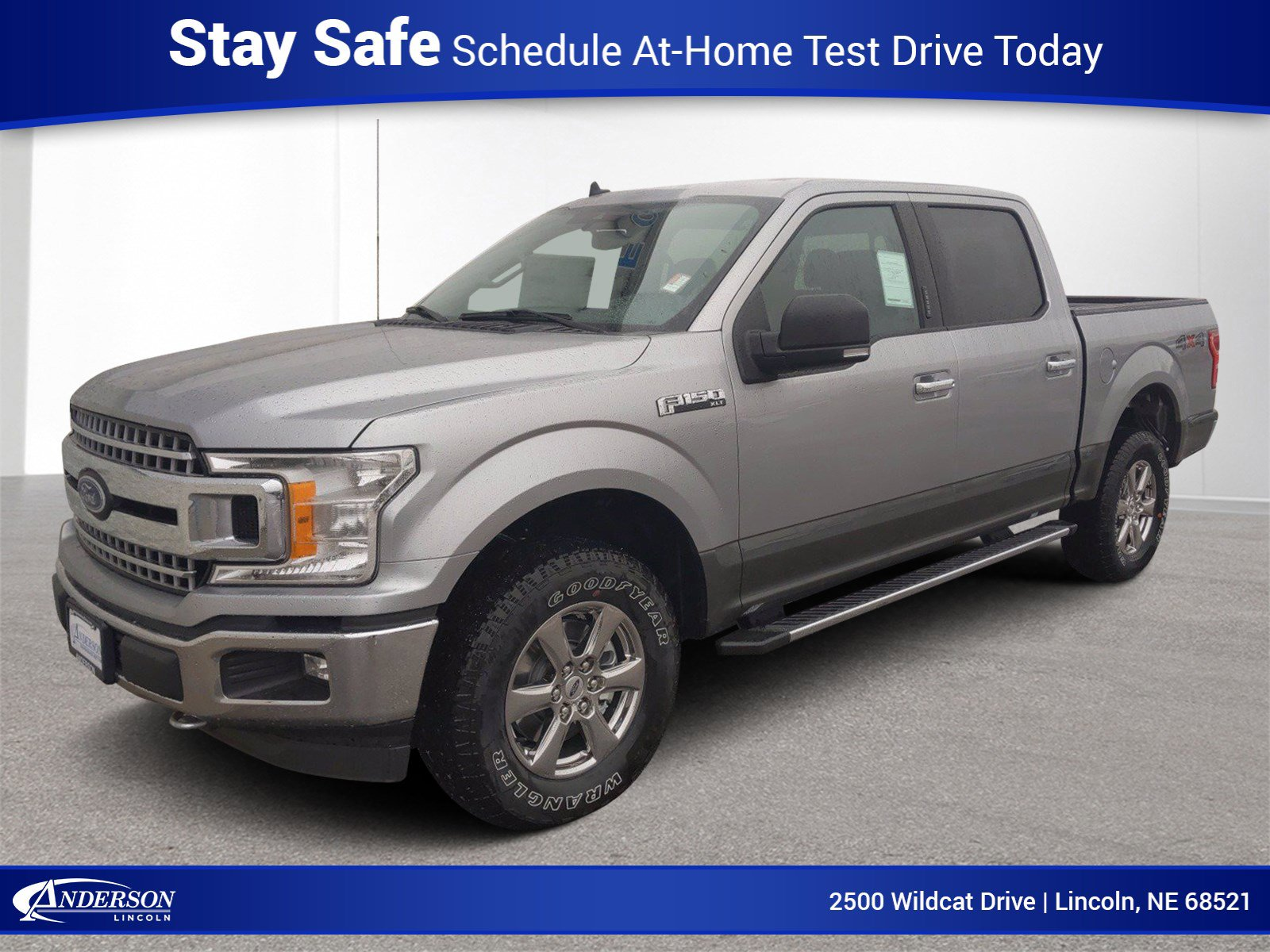 New 2020 Ford F-150  Stock: L22970