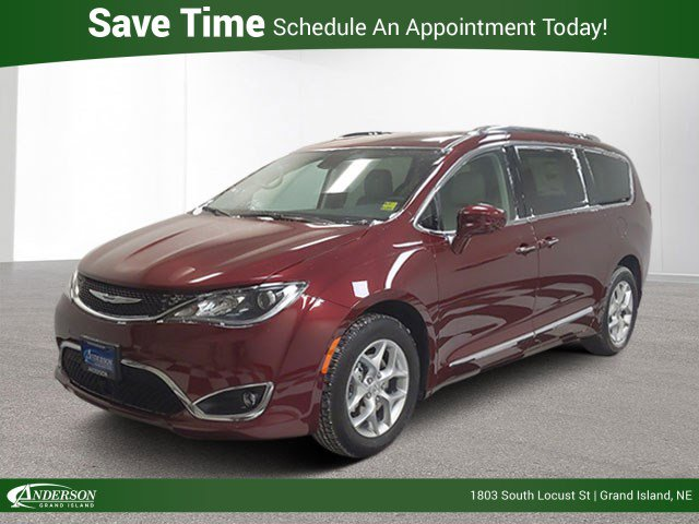 New 2020 Chrysler Pacifica Touring L Plus Mini-van for sale in Grand Island NE