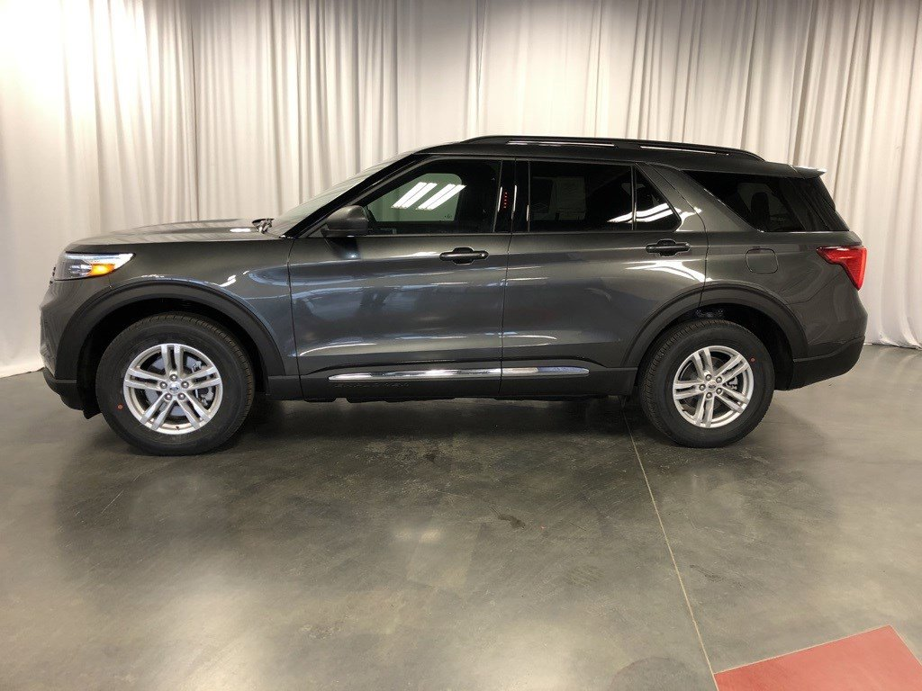 New 2020 Ford Explorer XLT Sport Utility for sale in St Joseph MO
