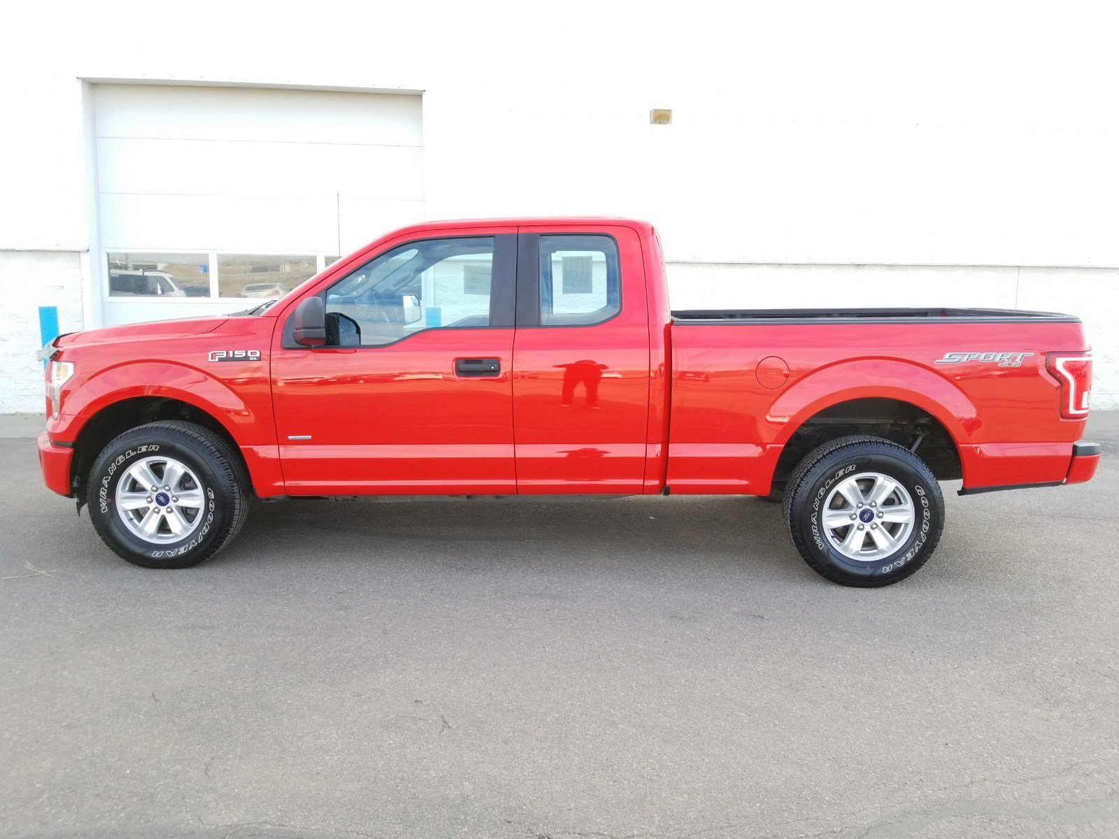 Used 2016 Ford F-150 XL Extended Cab Pickup for sale in Lincoln NE