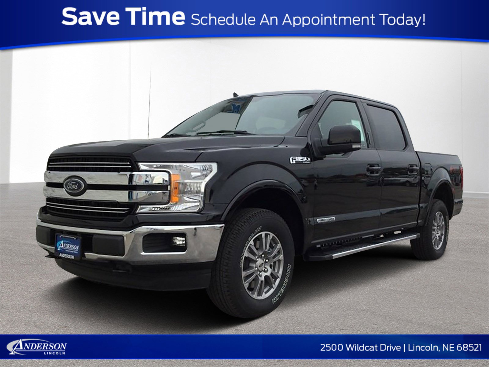 New 2019 Ford F-150 Lariat Crew Cab Pickup for sale in Lincoln NE