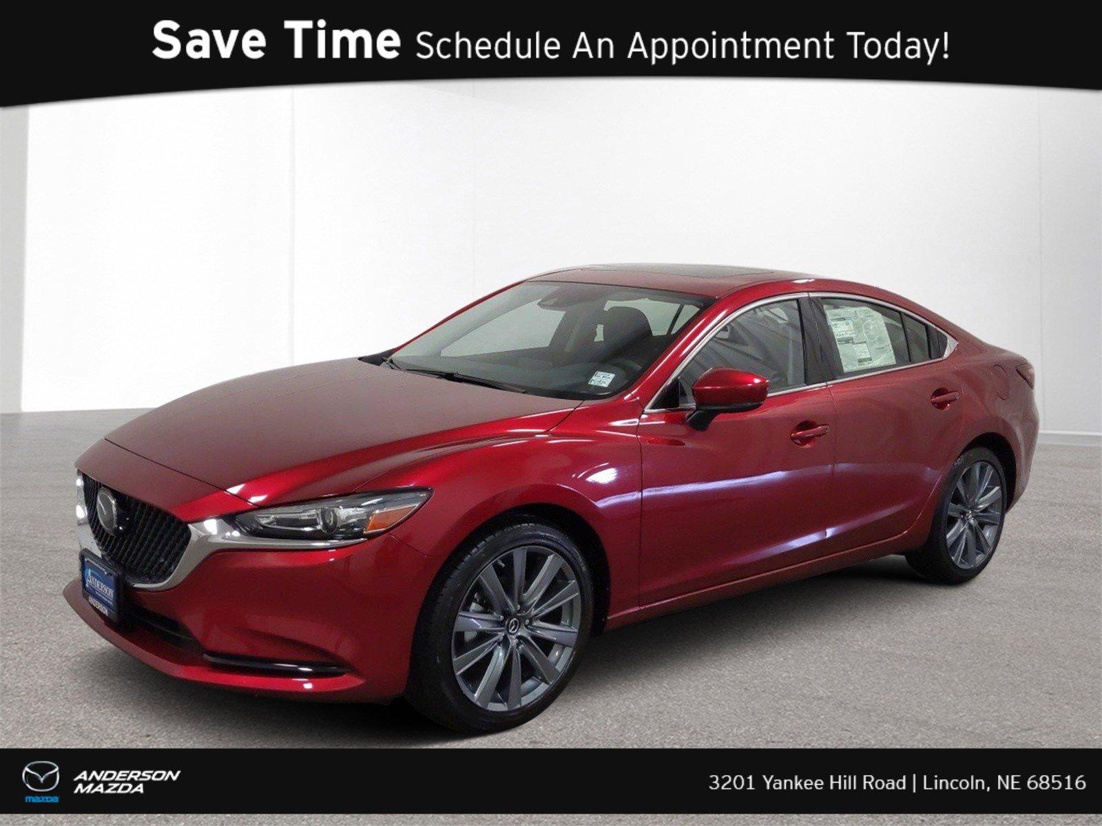New 2020 Mazda Mazda6 Touring 4dr Car for sale in Lincoln NE