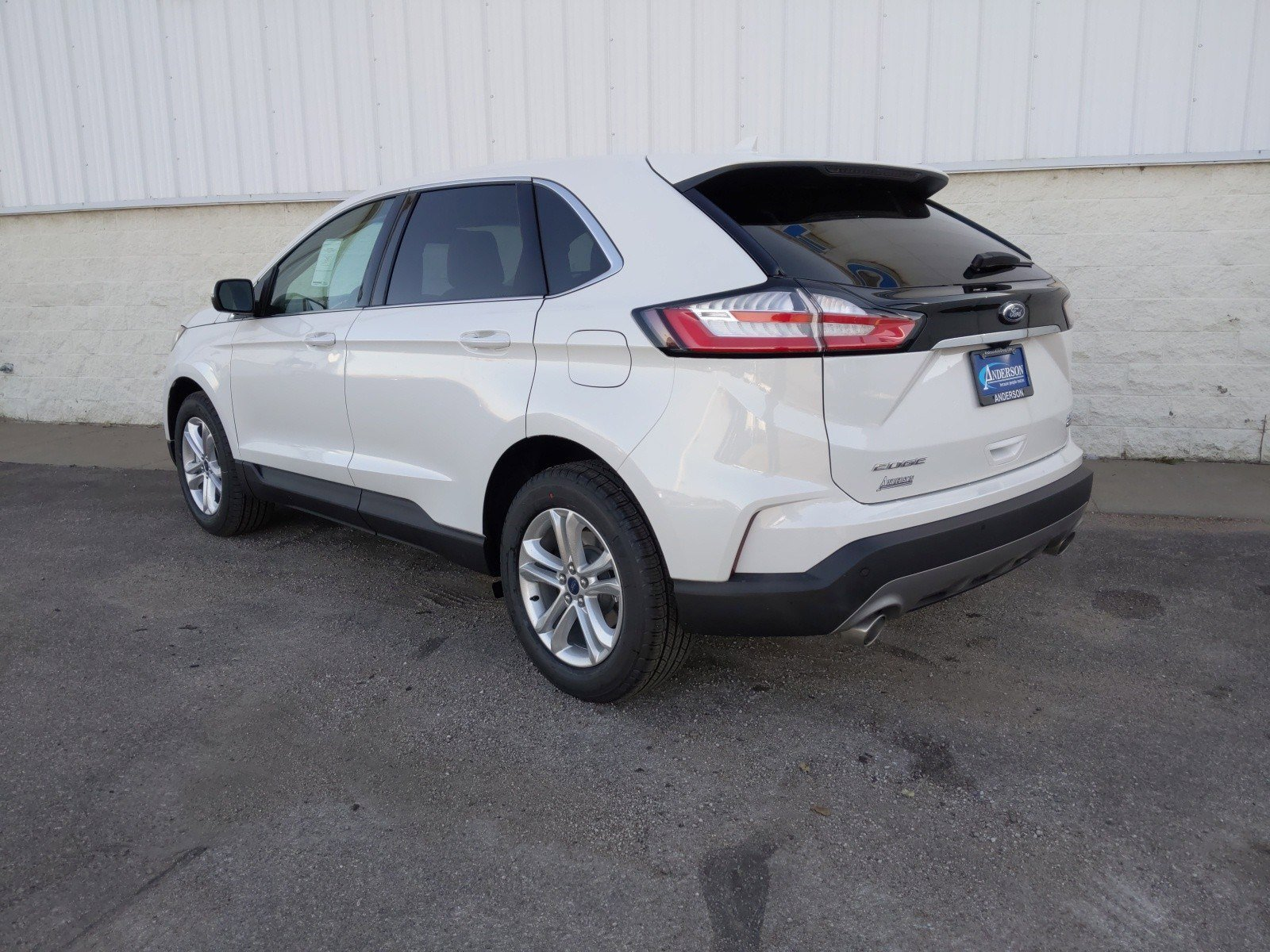 New 2020 Ford Edge SEL Sport Utility for sale in Lincoln NE