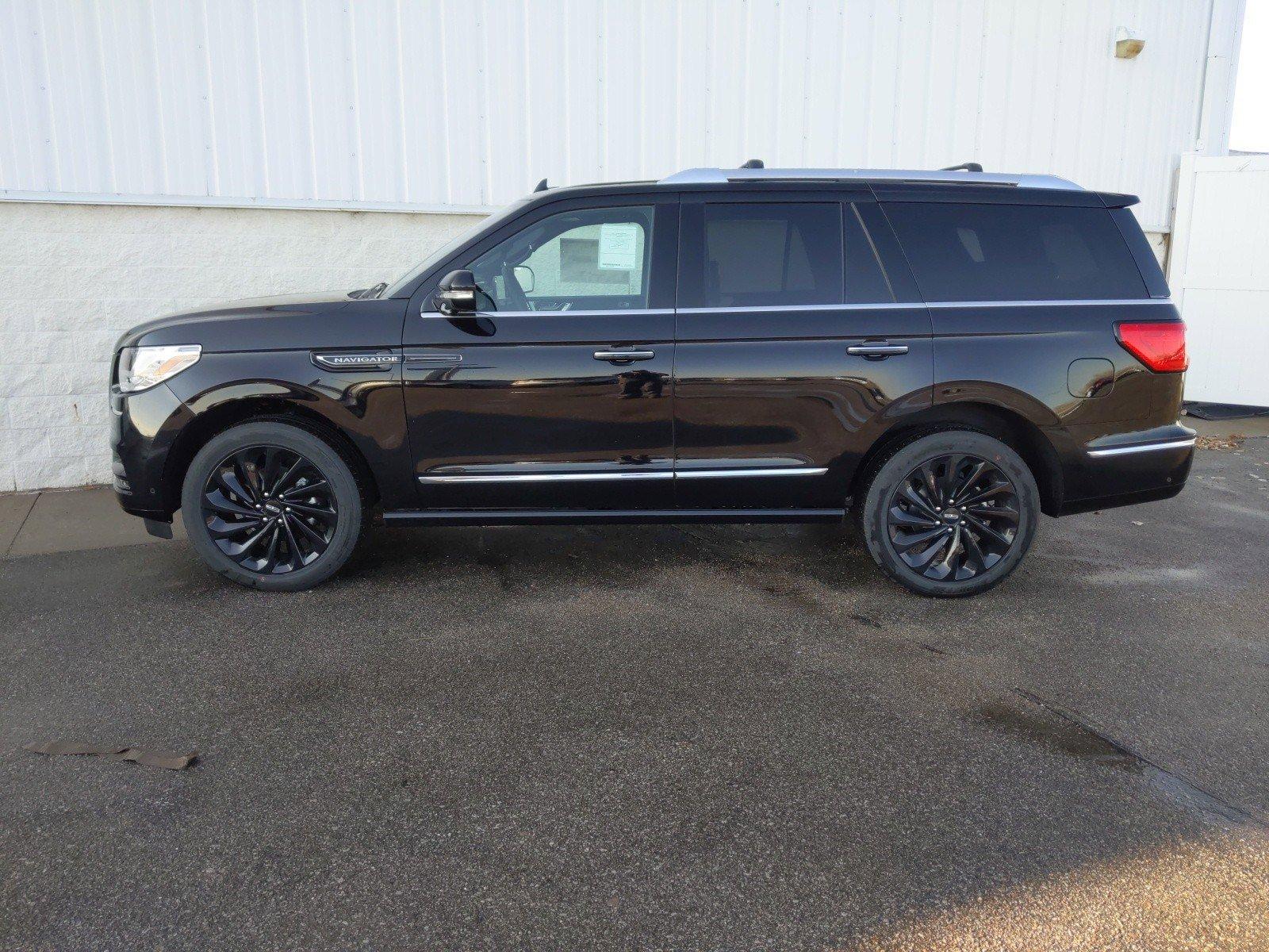 New 2020 Lincoln Navigator Reserve Sport Utility for sale in Lincoln NE