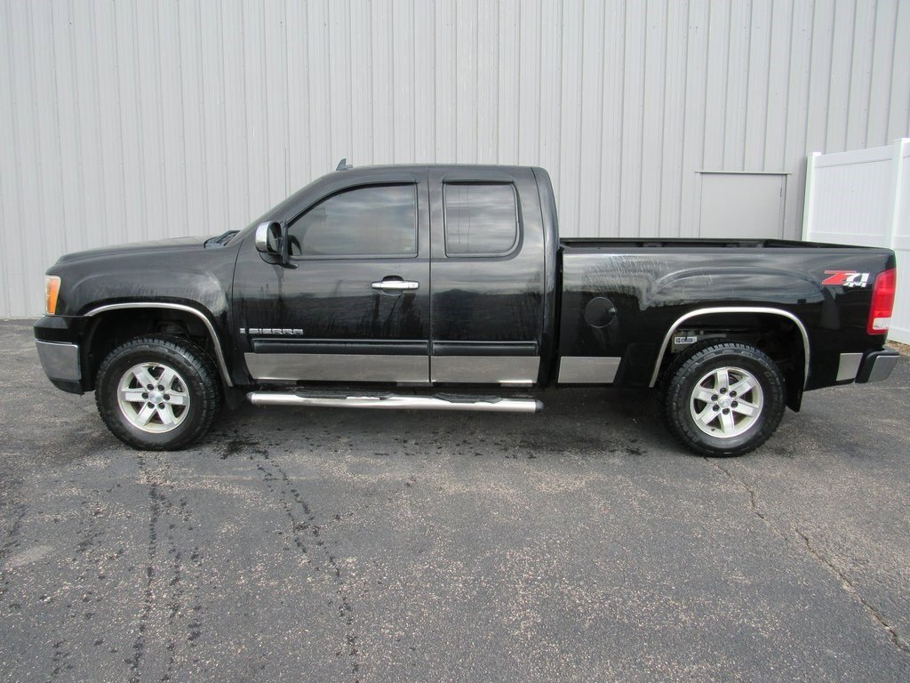Used 2008 GMC Sierra 1500 Slt Extended Cab for sale in Grand Island NE
