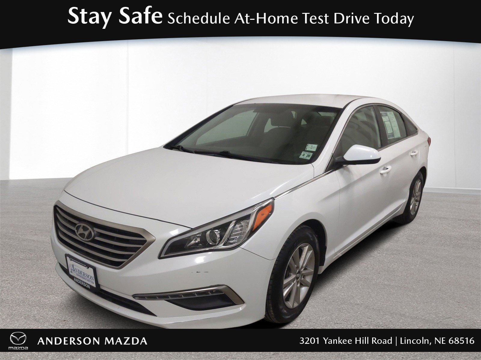 Used 2015 Hyundai Sonata 2.4L SE 4dr Car for sale in Lincoln NE