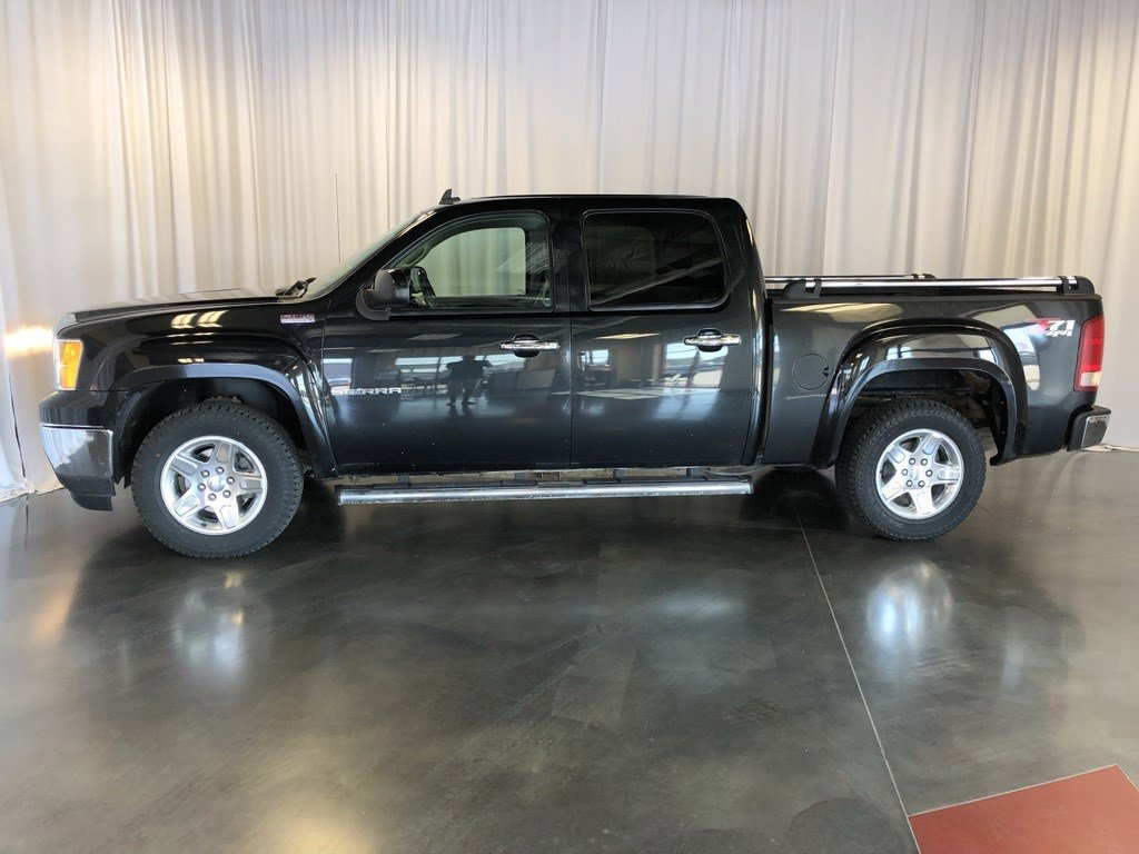 Used 2010 GMC Sierra 1500 SLT Crew Cab Pickup for sale in St Joseph MO