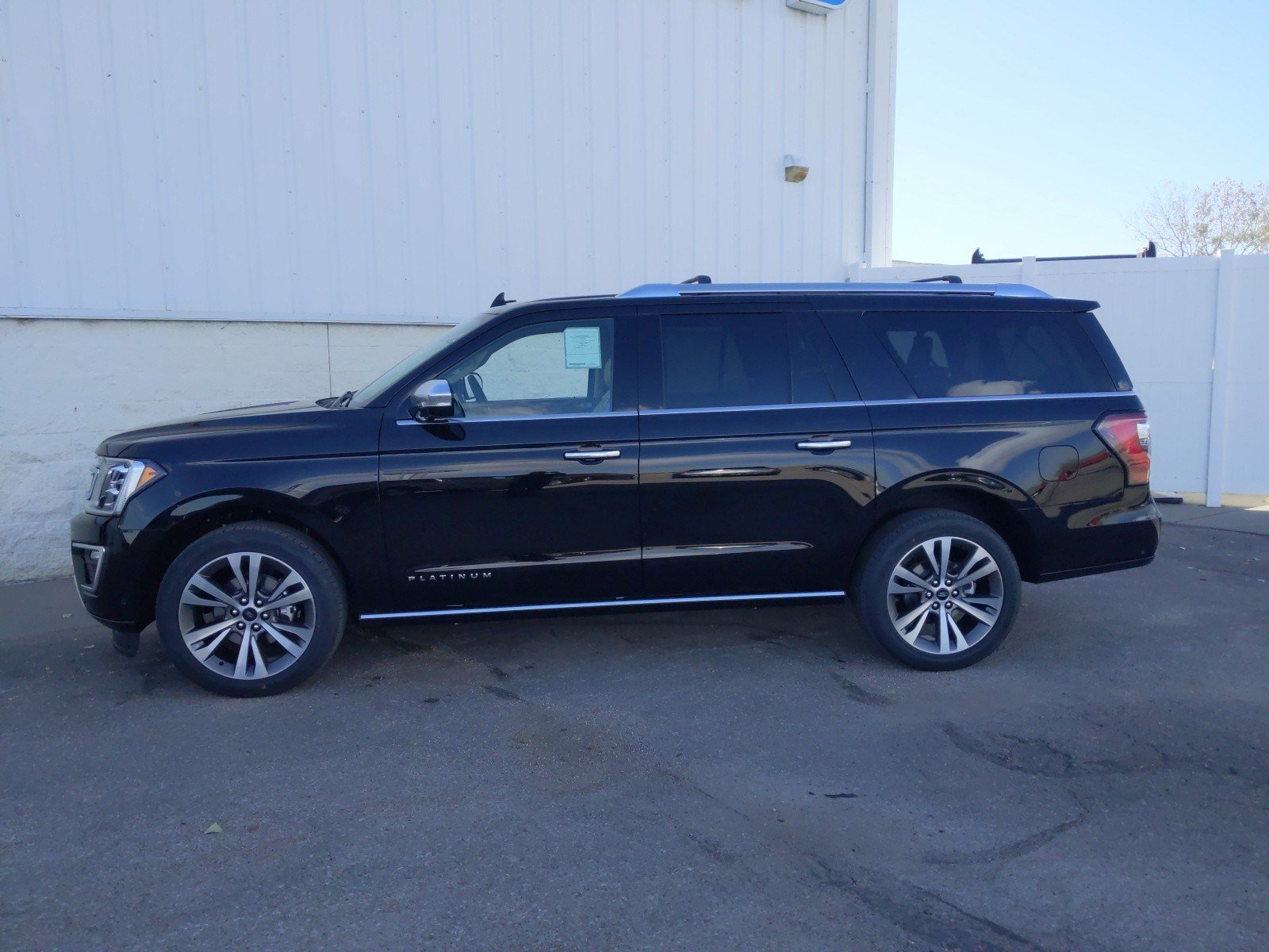 New 2020 Ford Expedition Max Platinum Sport Utility for sale in Lincoln NE