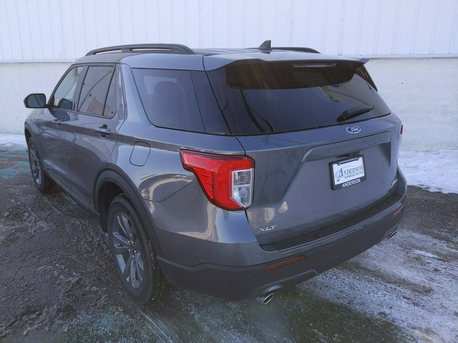 New 2021 Ford Explorer XLT Sport Utility for sale in Lincoln NE