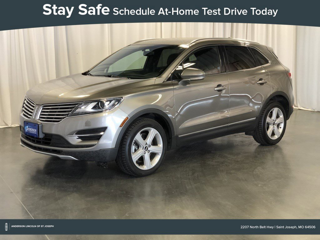 Used 2017 Lincoln MKC Premiere Sport Utility for sale in St Joseph MO