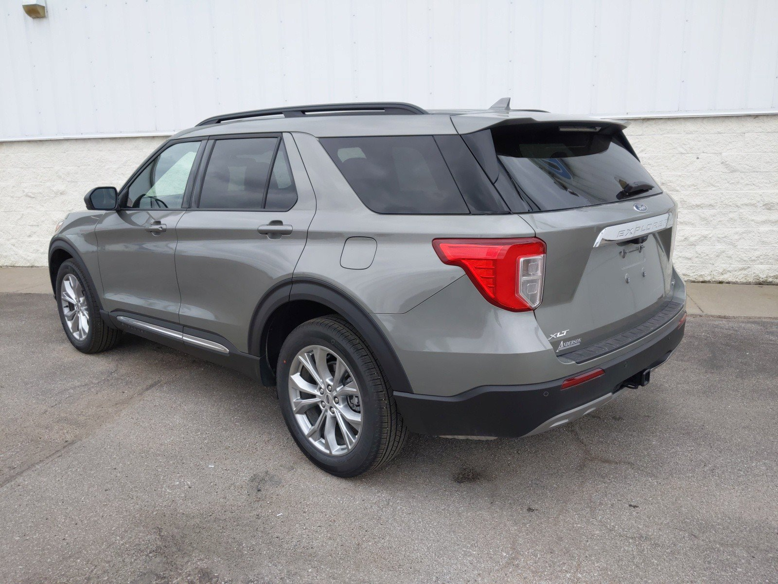 New 2020 Ford Explorer XLT Sport Utility for sale in Lincoln NE