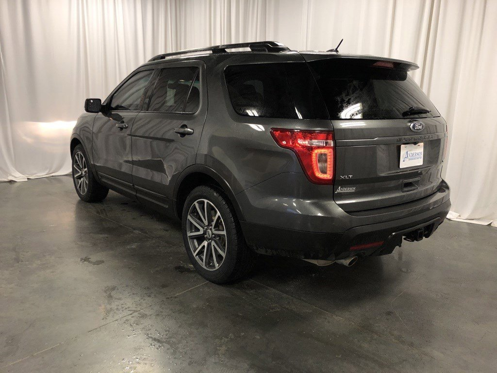 Used 2015 Ford Explorer XLT Sport Utility for sale in St Joseph MO