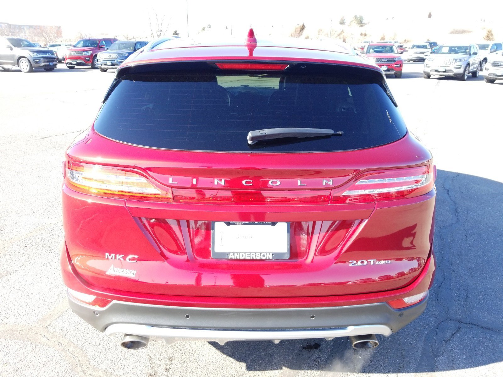 Used 2017 Lincoln MKC Select Sport Utility for sale in Lincoln NE