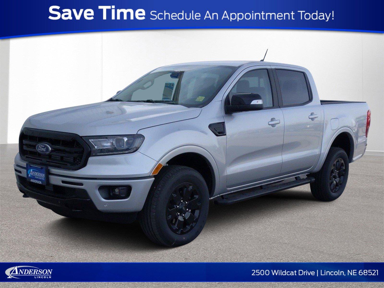New 2019 Ford Ranger Lariat Crew Cab Pickup for sale in Lincoln NE