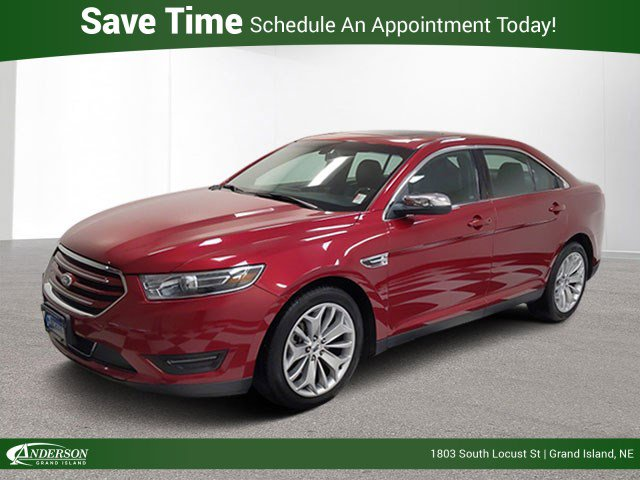 Used 2015 Ford Taurus Limited 4dr Car for sale in Grand Island NE