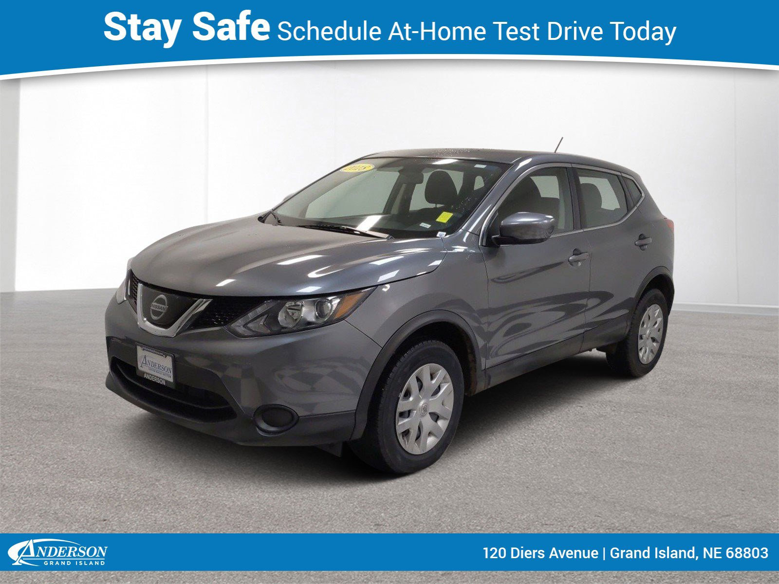 Used 2018 Nissan Rogue Sport S 4D Sport Utility for sale in Grand Island NE