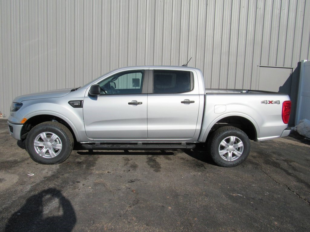 New 2019 Ford Ranger XLT 4D Crew Cab for sale in Grand Island NE