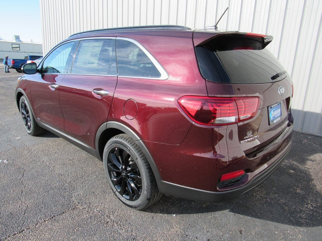 New 2020 Kia Sorento S 4D Sport Utility for sale in Grand Island NE