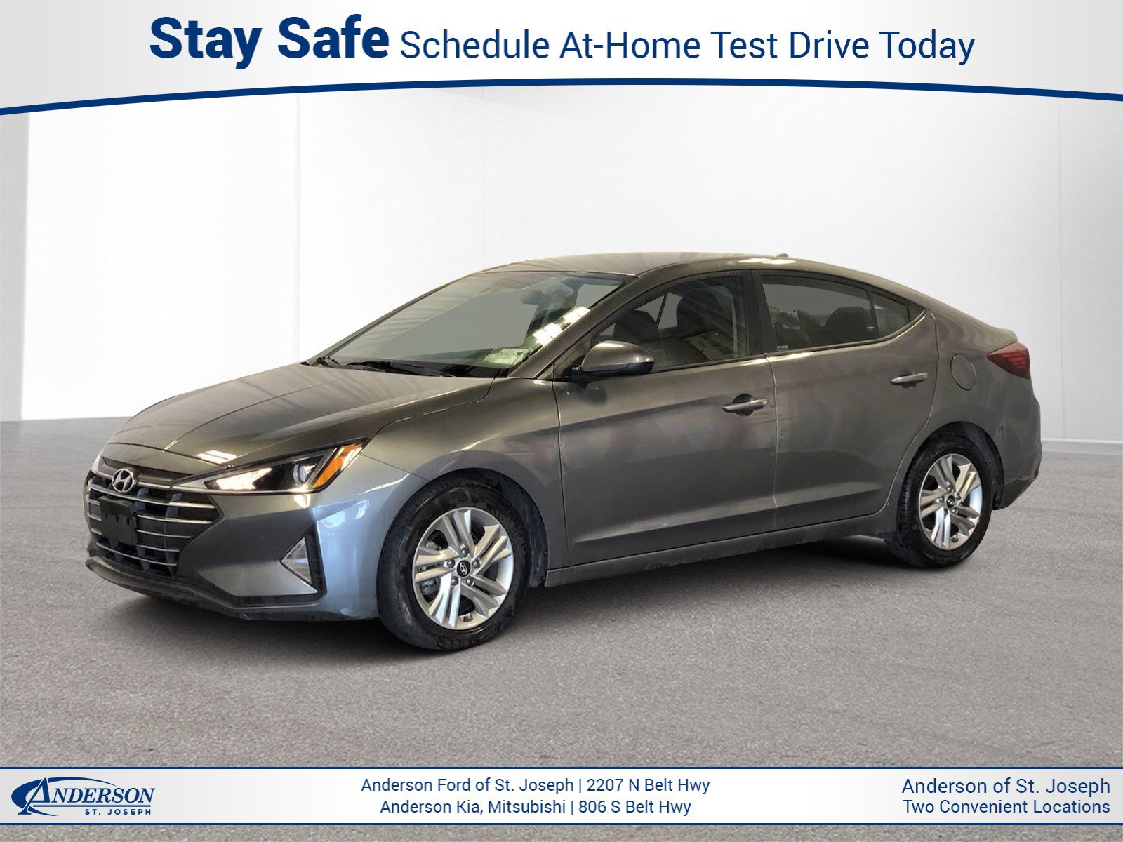Used 2020 Hyundai Elantra SEL 4dr Car for sale in St Joseph MO