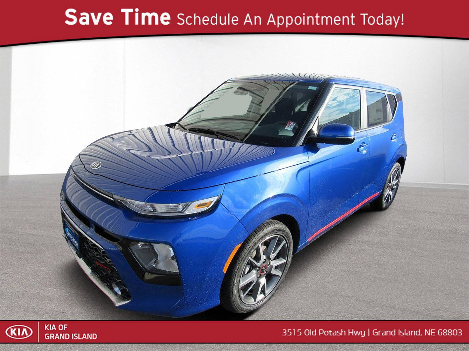New 2020 Kia Soul GT-Line 4D Hatchback for sale in Grand Island NE