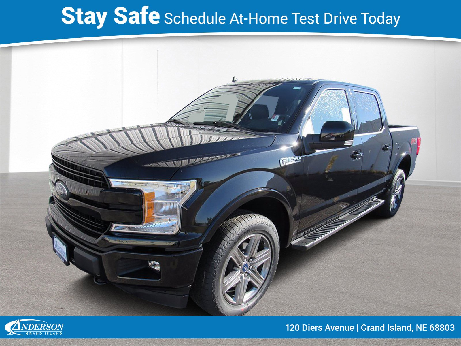 New 2020 Ford F-150  Stock: G13973