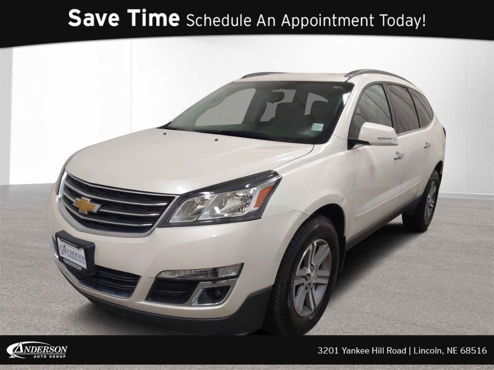 Used 2015 Chevrolet Traverse LT Sport Utility for sale in Lincoln NE