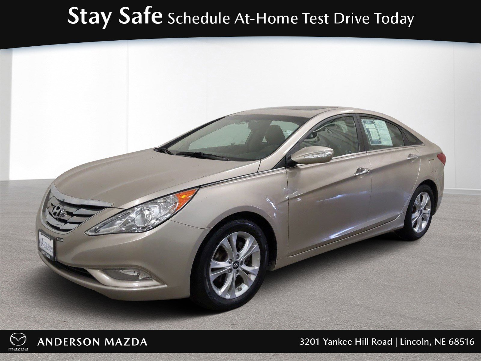 Used 2011 Hyundai Sonata Ltd 4dr Car for sale in Lincoln NE