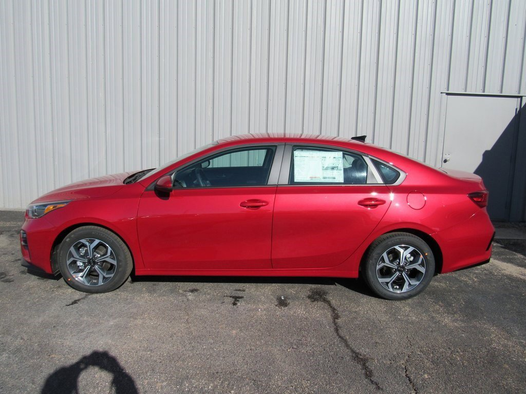 New 2020 Kia Forte LXS 4D Sedan for sale in Grand Island NE