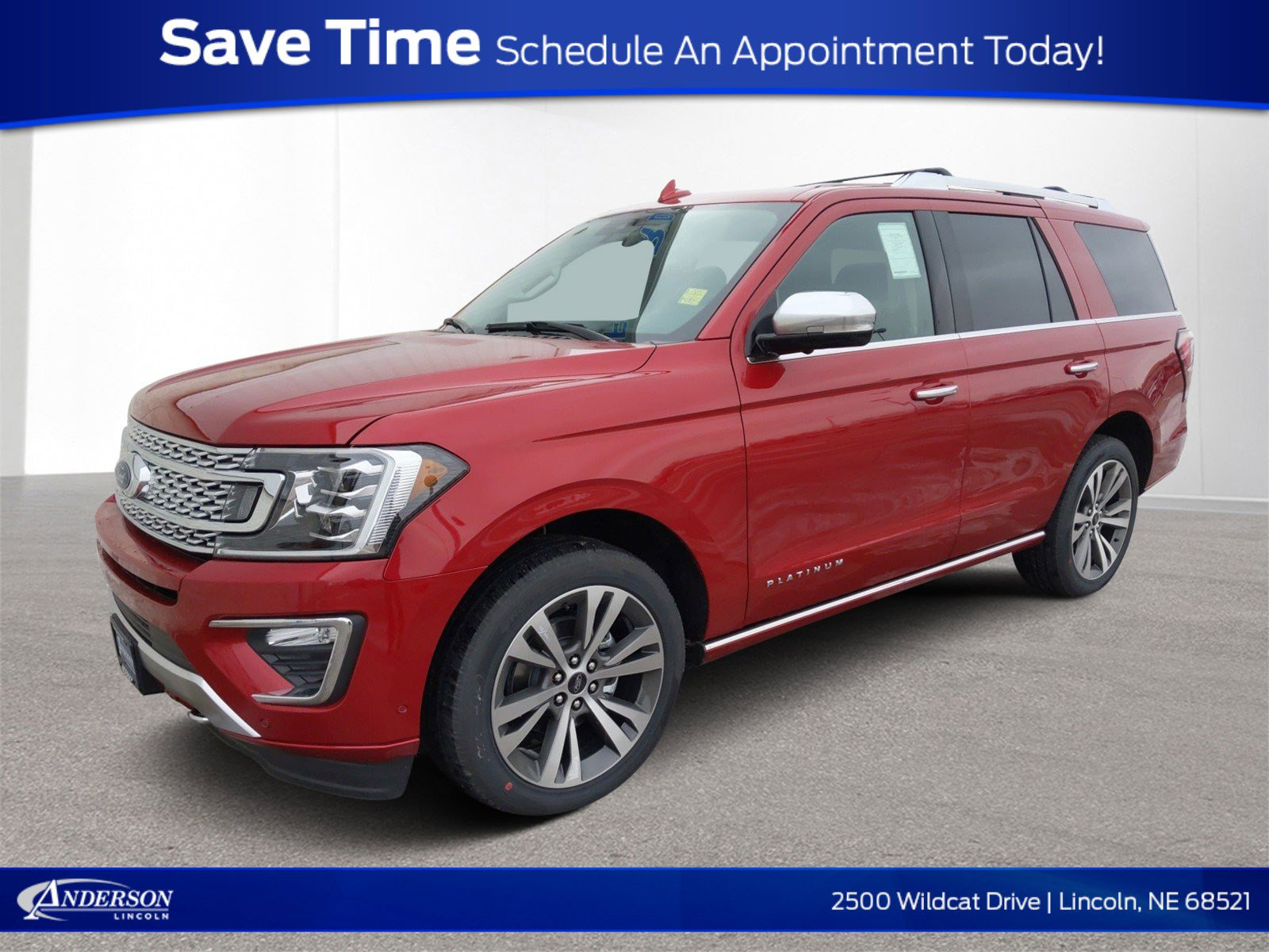 New 2020 Ford Expedition Platinum Sport Utility for sale in Lincoln NE