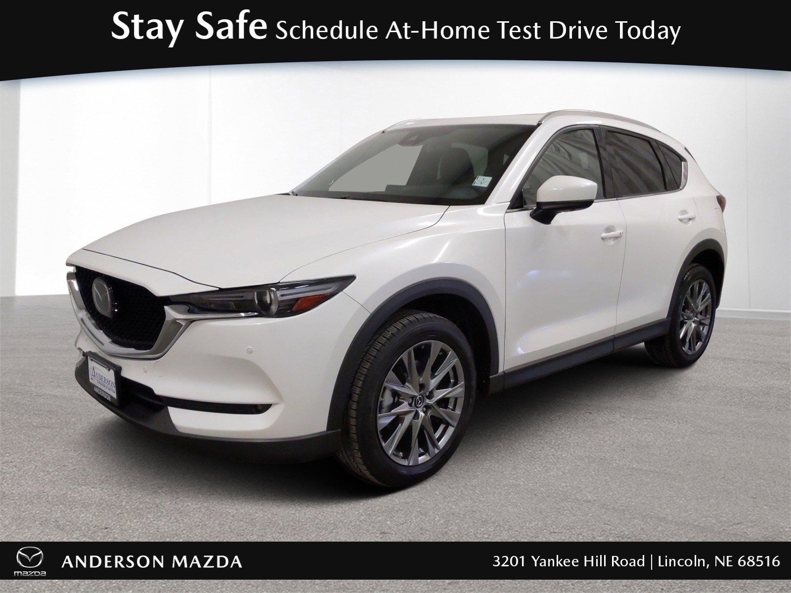 Used 2019 Mazda CX-5 Signature Sport Utility for sale in Lincoln NE