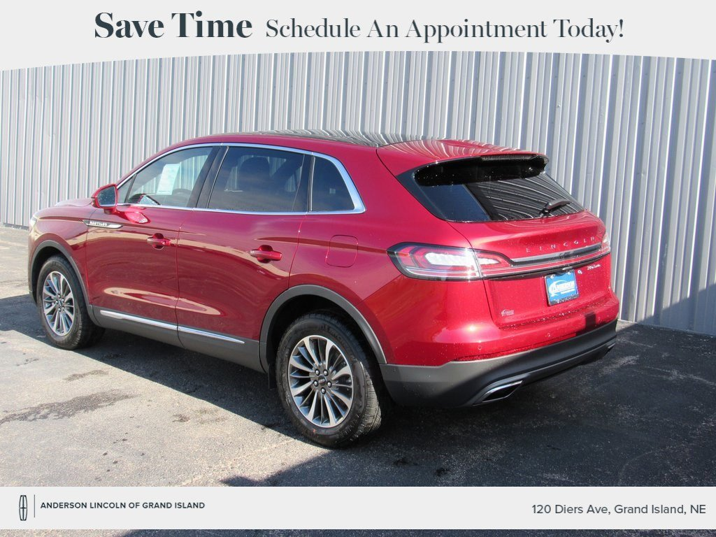 New 2019 Lincoln Nautilus Select 4D Sport Utility for sale in Grand Island NE