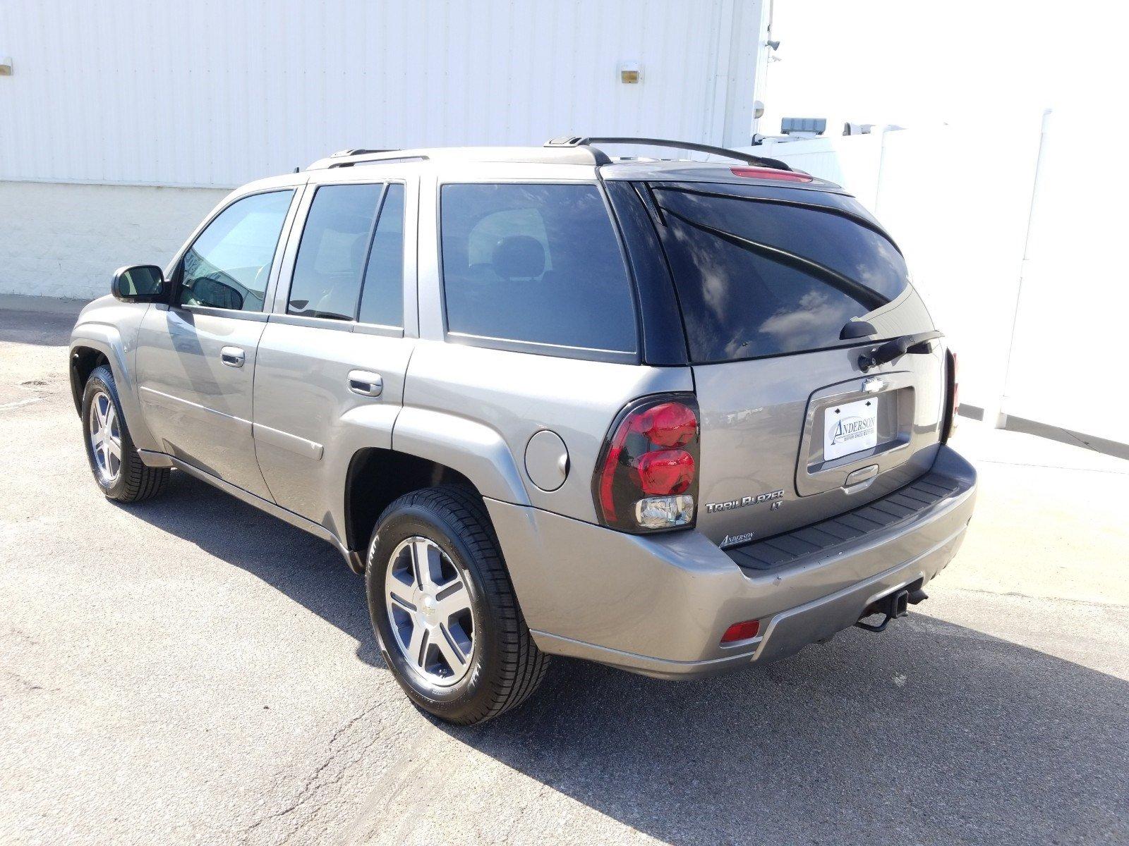 Used 2007 Chevrolet TrailBlazer LT Sport Utility for sale in Lincoln NE