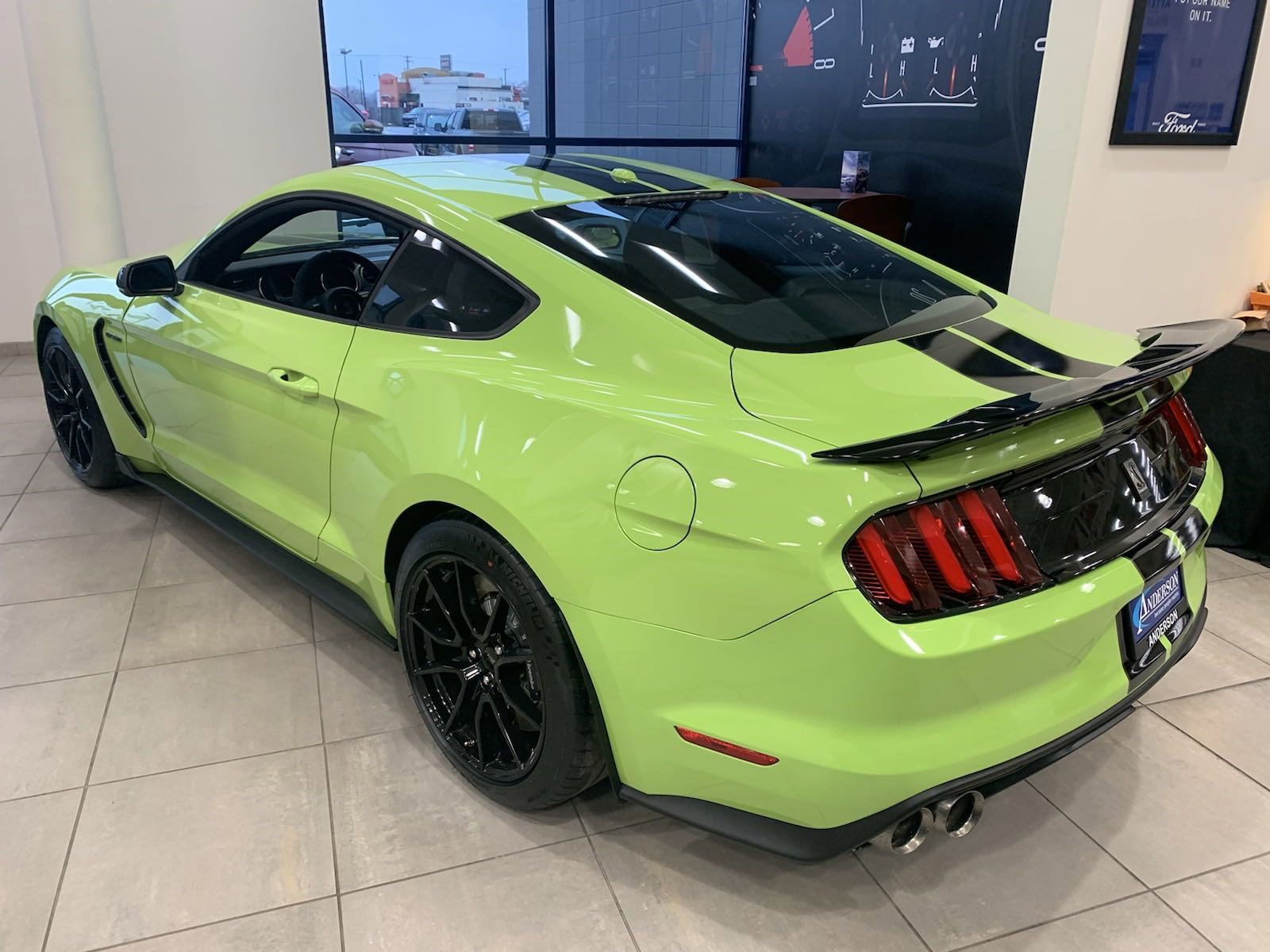 New 2020 Ford Mustang Shelby GT350 2dr Car for sale in St Joseph MO