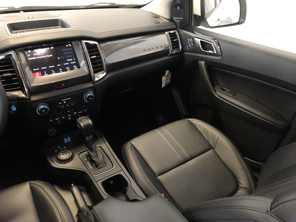 New 2019 Ford Ranger Lariat Crew Cab Pickup for sale in St Joseph MO