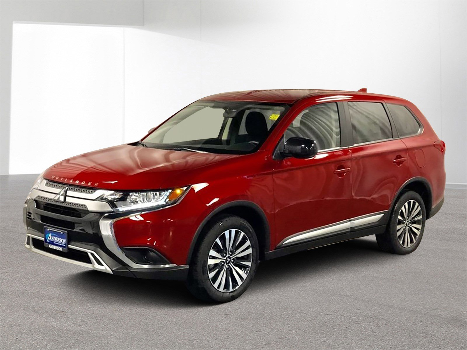 New 2020 Mitsubishi Outlander SE Sport Utility for sale in St Joseph MO