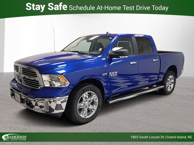 Used 2017 Ram 1500 Big Horn Crew Cab Pickup for sale in Grand Island NE