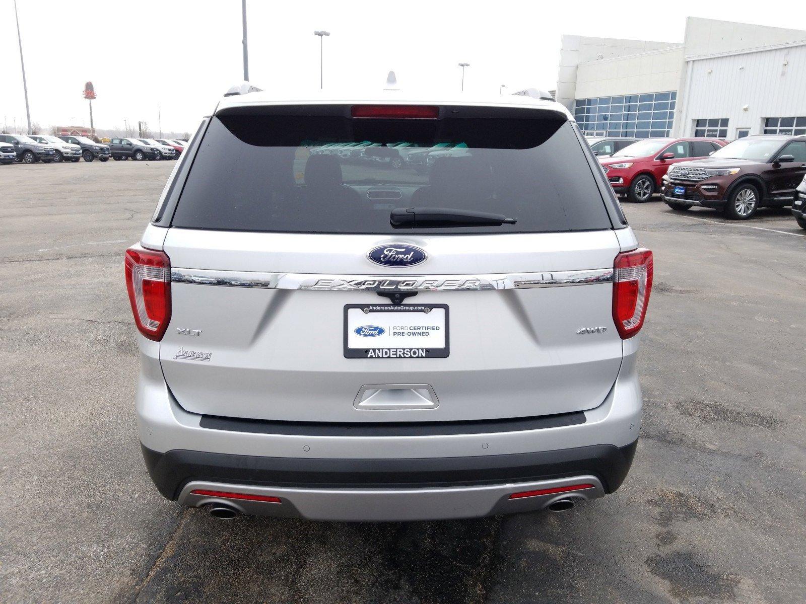 Used 2017 Ford Explorer XLT Sport Utility for sale in Lincoln NE