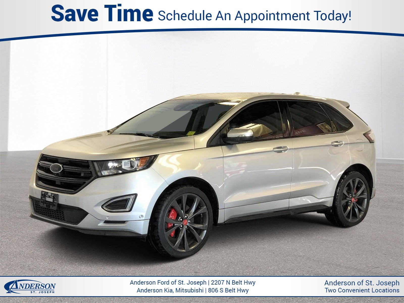 Used 2015 Ford Edge Sport Sport Utility for sale in St Joseph MO