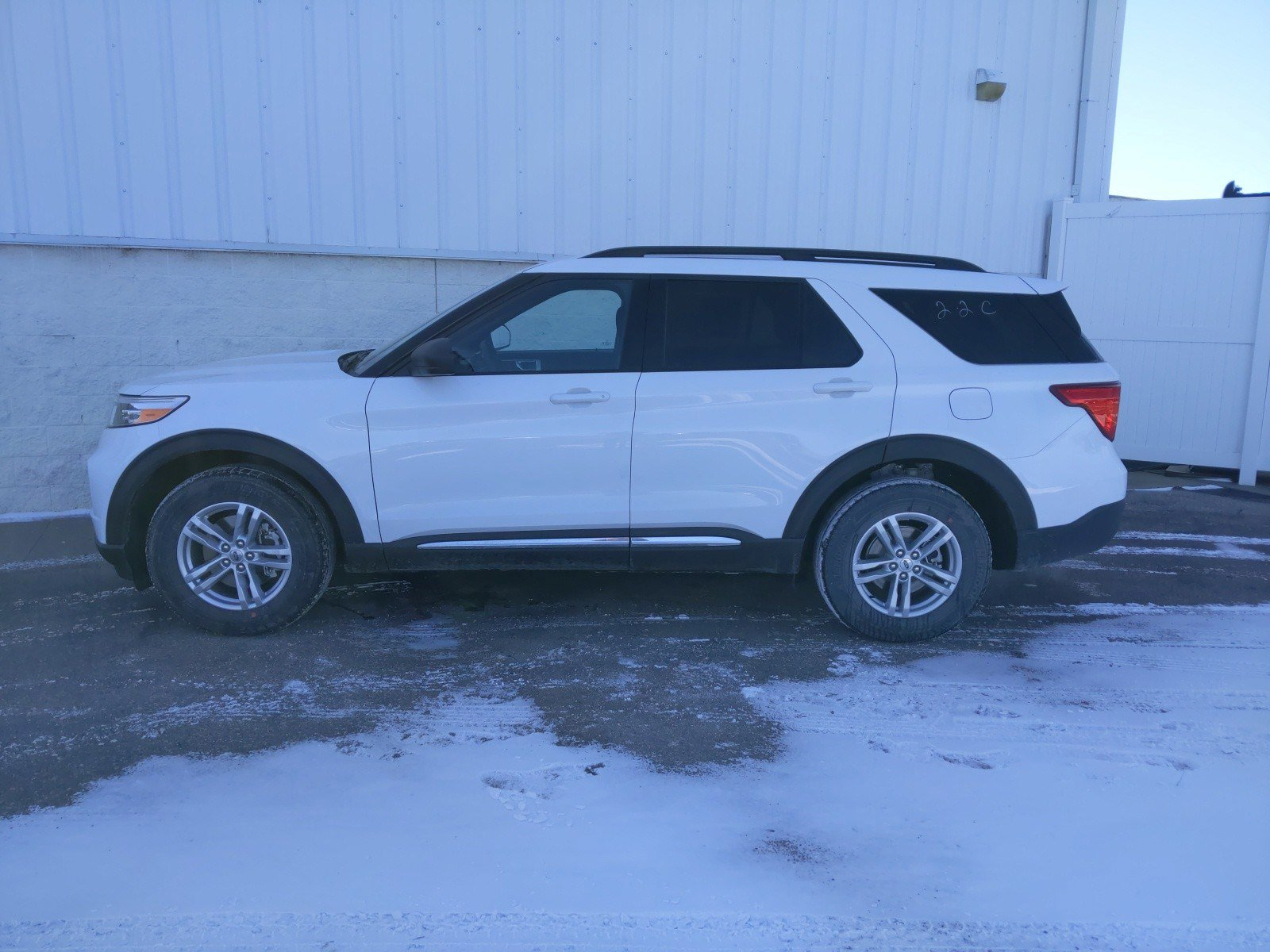 Used 2020 Ford Explorer XLT Sport Utility for sale in Lincoln NE