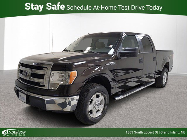 Used 2013 Ford F-150 XLT Crew Cab Pickup for sale in Grand Island NE