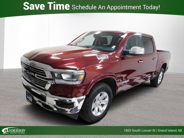 Used 2019 Ram 1500 Laramie Crew Cab Pickup for sale in Grand Island NE