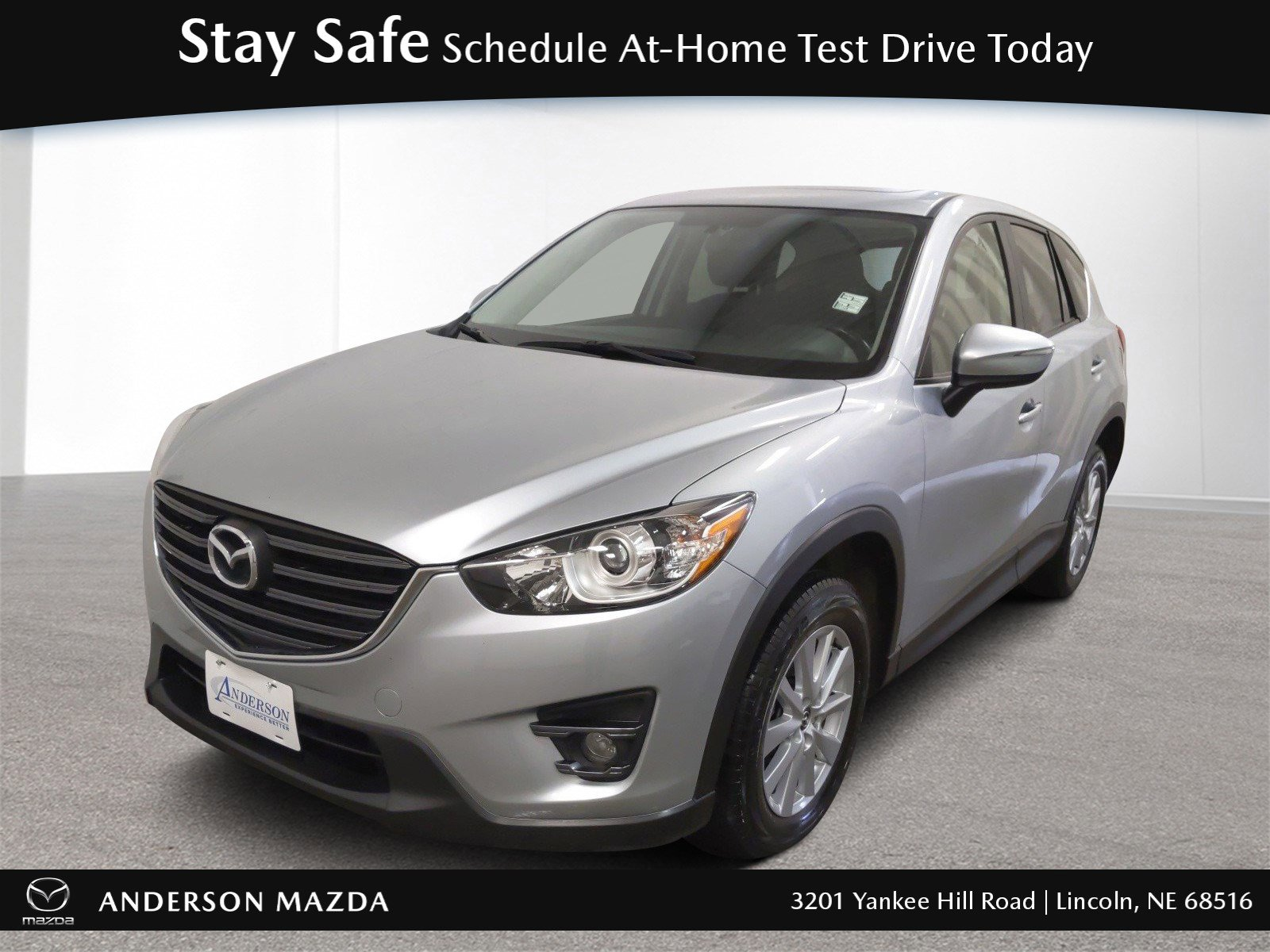 Used 2016 Mazda CX-5 Touring Sport Utility for sale in Lincoln NE
