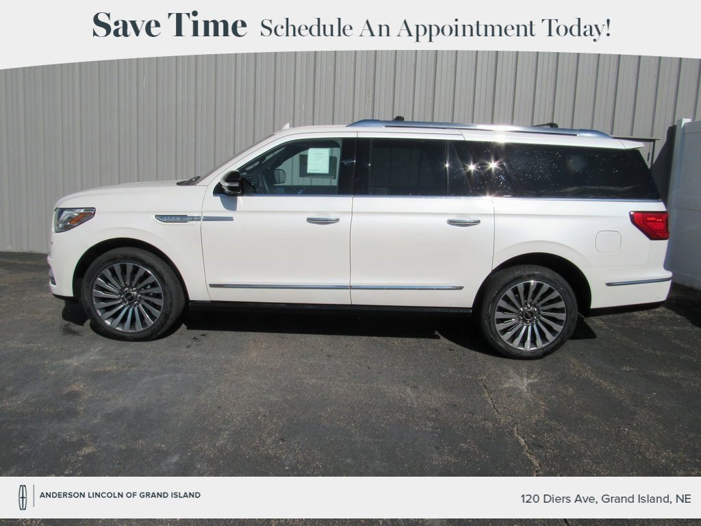 New 2019 Lincoln Navigator L Reserve 4D Sport Utility for sale in Grand Island NE