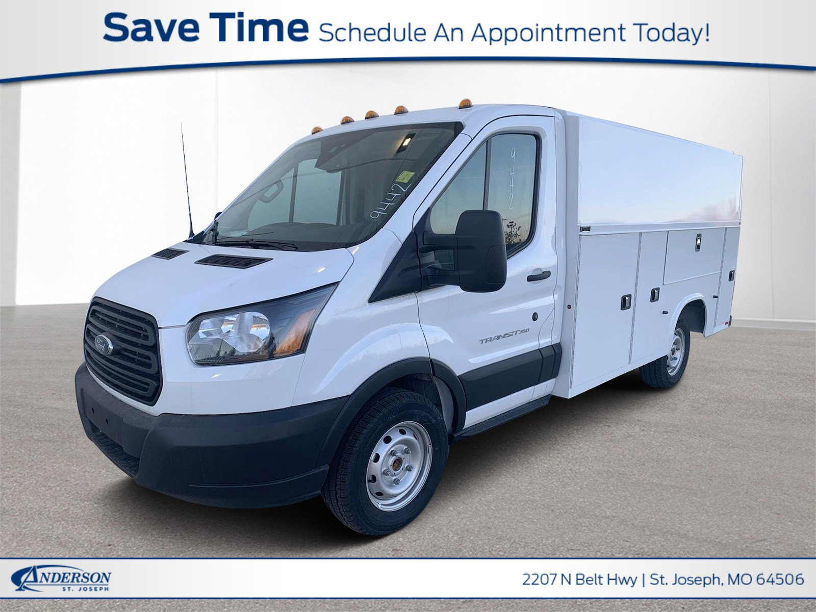 New 2019 Ford Transit Cutaway Base Specialty Vehicle for sale in St Joseph MO