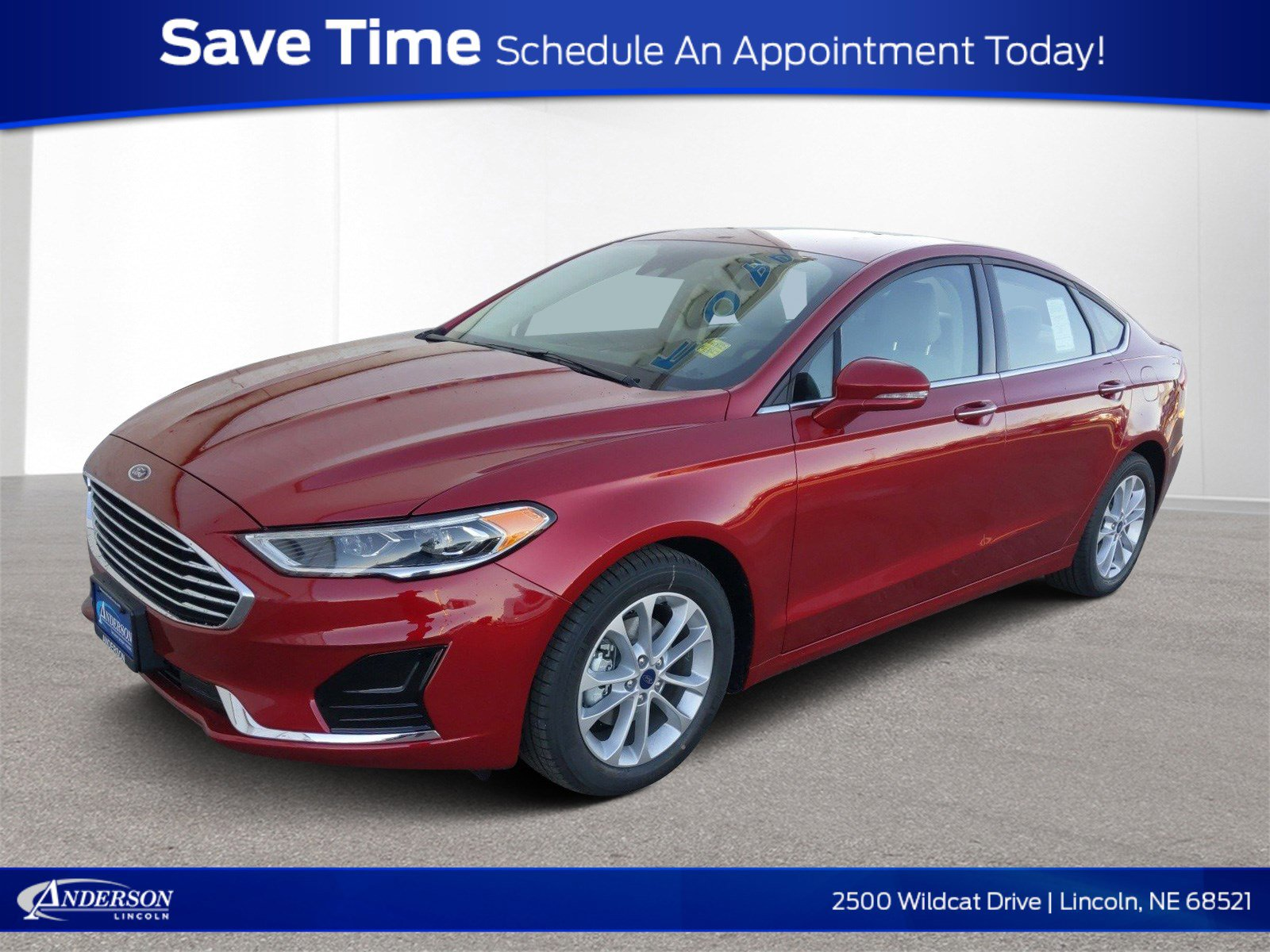 New 2020 Ford Fusion Hybrid SEL 4dr Car for sale in Lincoln NE