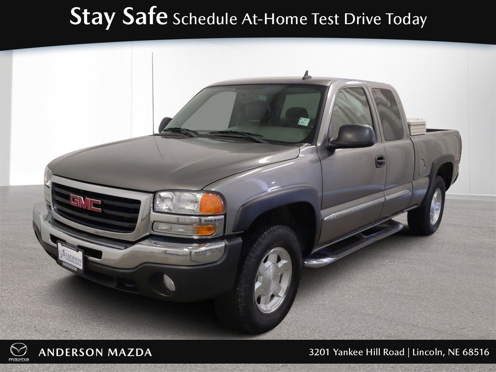 Used 2006 GMC Sierra 1500 SLT Extended Cab Pickup for sale in Lincoln NE