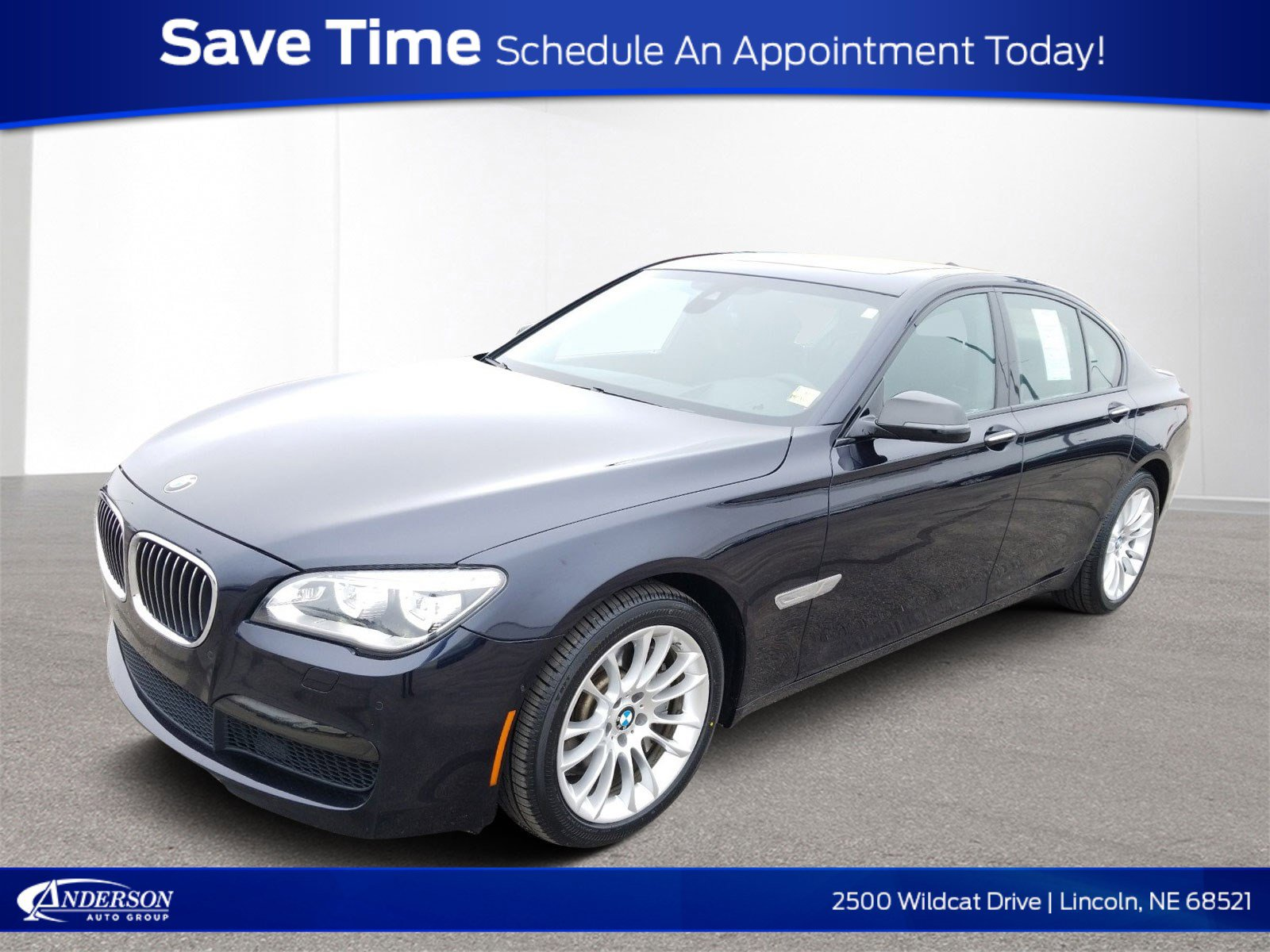 Used 2014 BMW 7 Series 750i xDrive 4dr Car for sale in Lincoln NE